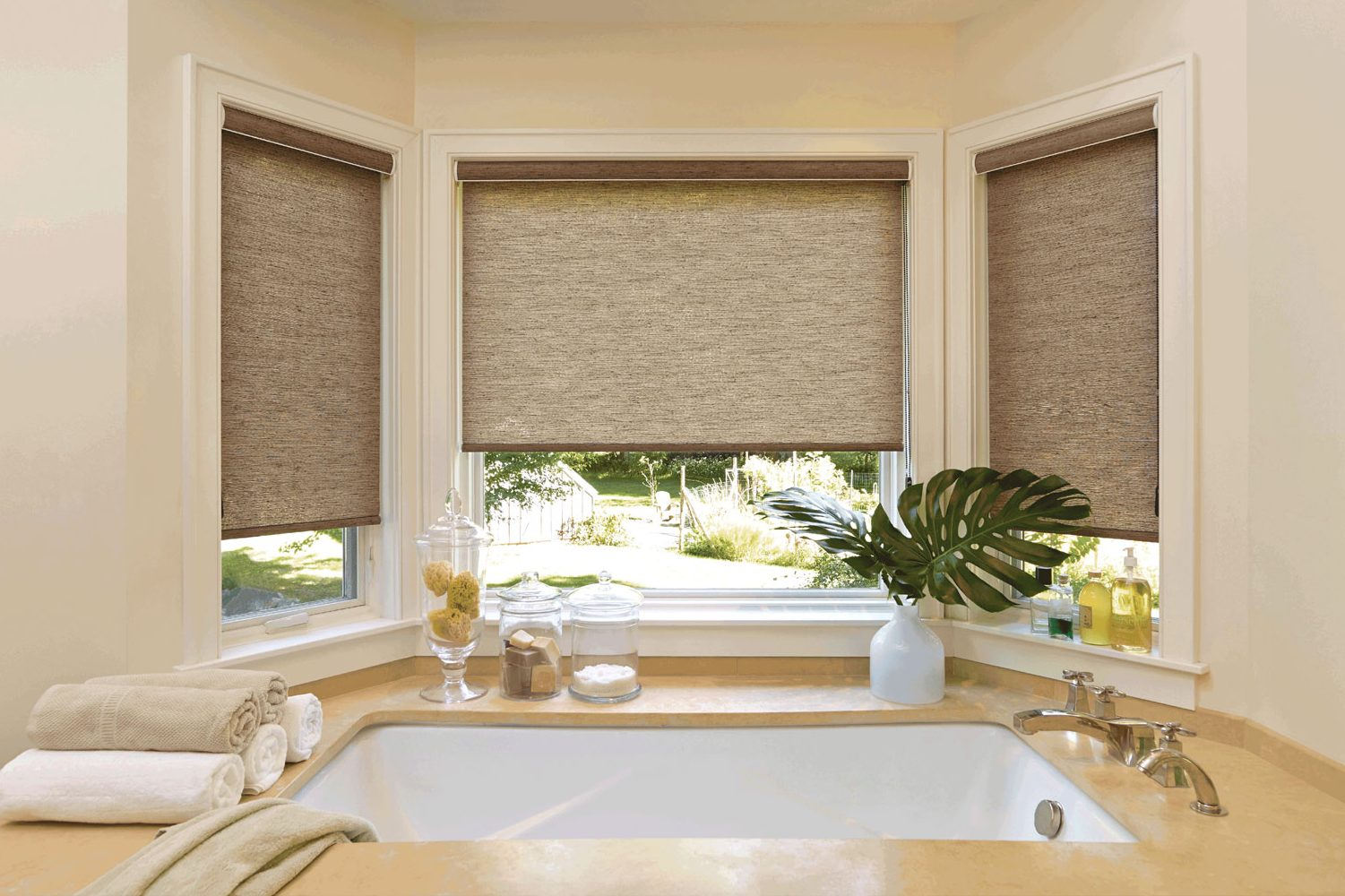 Shade O Matic Roller Shade Sunset Blind And Shadesunset